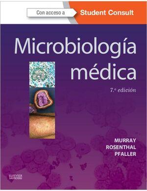 MICROBIOLOGÍA MÉDICA (7ª ED.)