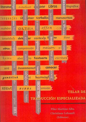 TELAR DE TRADUCCIÓN ESPECIALIZADA