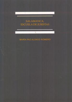 SALAMANCA, ESCUELA DE JURISTAS