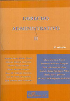 DERECHO ADMINISTRATIVO II