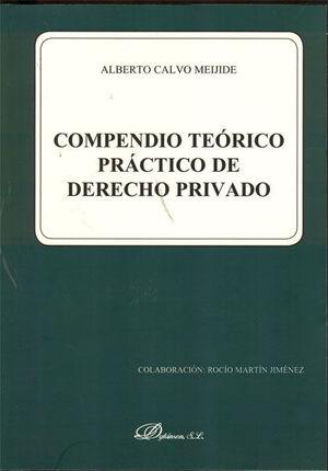COMPENDIO TEÓRICO PRÁCTICO DE DERECHO PRIVADO