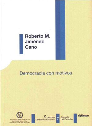 DEMOCRACIA CON MOTIVOS