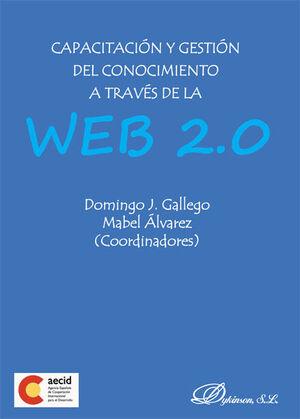 CAPACITACIÓN Y GESTIÓN DEL CONOCIMIENTO A TRAVÉS DE LA WEB 2.0