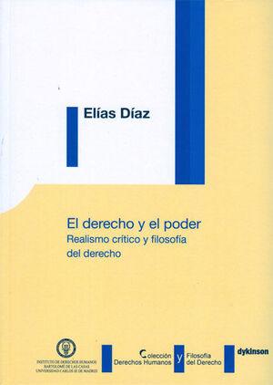 EL DERECHO Y EL PODER