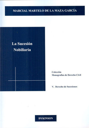 LA SUCESIÓN NOBILIARIA