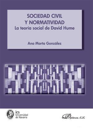 SOCIEDAD CIVIL Y NORMATIVIDAD. LA TEORÍA SOCIAL DE DAVID HUME