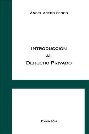 INTRODUCCIÓN AL DERECHO PRIVADO