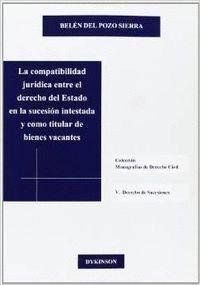 LA COMPATIBILIDAD JURDICA ENTRE EL DERECHO DEL ESTADO EN LA SUCESIÓN INTESTADA Y COMO TITULAR DE BI