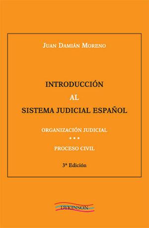 INTRODUCCIÓN AL SISTEMA JUDICIAL ESPAÑOL