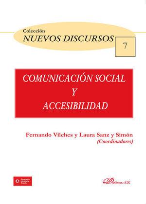 COMUNICACIÓN SOCIAL Y ACCESIBILIDAD