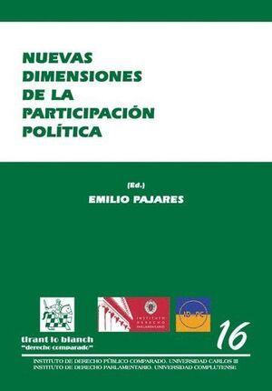 NUEVAS DIMENSIONES DE LA PARTICIPACIÓN POLÍTICA