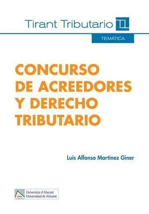 CONCURSO DE ACREEDORES Y DERECHO TRIBUTARIO