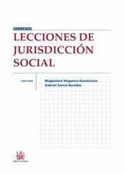 LECCIONES DE JURISDICCION SOCIAL