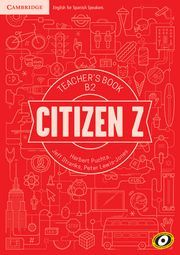 CITIZEN Z B2 TEACHER'S BOOK