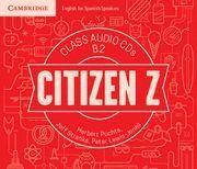 CITIZEN Z UPPER-INTERMEDIATE B2 CD