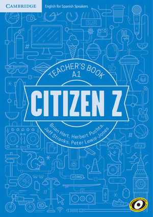 CITIZEN Z A1 TEACHER'S BOOK