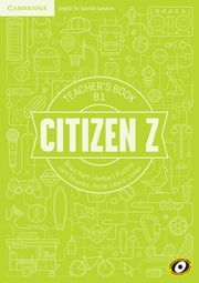 CITIZEN Z B1 TEACHER'S BOOK