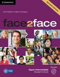 FACE2FACE FOR SPANISH SPEAKERS UPPER INTERMEDIATE STUDENT'S PACK (STUDENT'S BOOK WITH DVD-ROM, SPANISH SPEAKERS HANDBOOK WITH CD, WORKBOOK WITH KEY) 2