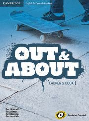 OUT AND ABOUT LEVEL 1 TEACHER´S BOOK