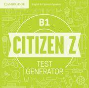 CITIZEN Z PRE-INTERMEDIATE B1 TEST GENERATOR CD-ROM