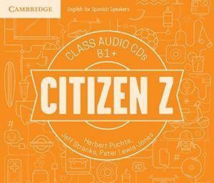 CITIZEN Z INTERMEDIATE B1+CD
