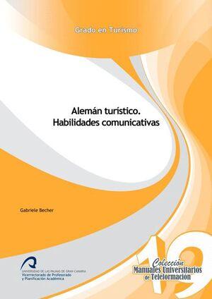 ALEMÁN TURÍSTICO. HABILIDADES COMUNICATIVAS