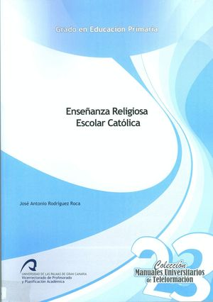 ENSEÑANZA RELIGIOSA ESCOLAR CATÓLICA