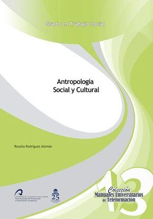 ANTROPOLOGÍA SOCIAL Y CULTURAL