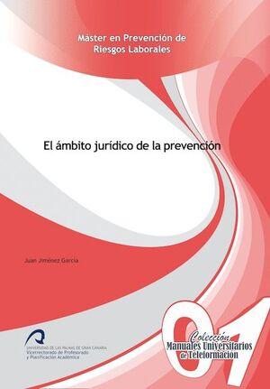 EL ÁMBITO JURÍDICO DE LA PREVENCIÓN