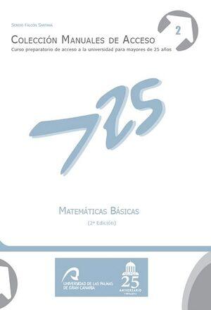 MATEMÁTICAS BÁSICAS (2ª EDICIÓN)