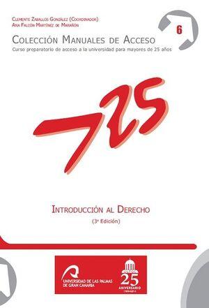 INTRODUCCIÓN AL DERECHO (3ª EDICIÓN)