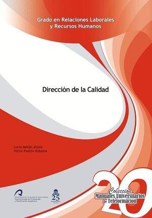 DIRECCIÓN DE LA CALIDAD