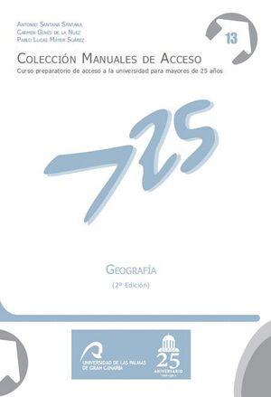GEOGRAFÍA (2ª EDICIÓN)