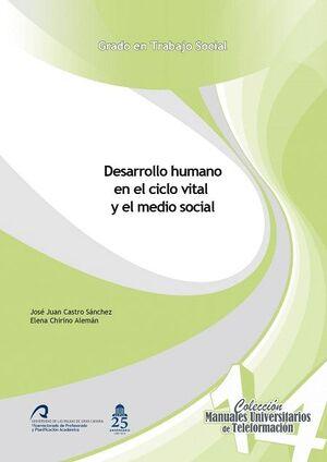 DESARROLLO HUMANO EN EL CICLO VITAL Y EL MEDIO SOCIAL