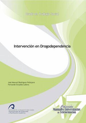 INTERVENCIÓN EN DROGODEPENDENCIA