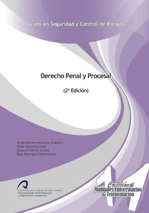 DERECHO PENAL Y PROCESAL (2ª EDICIÓN)