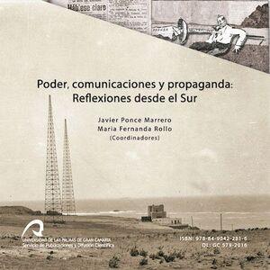PODER, COMUNICACIONES Y PROPAGANDA