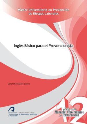INGLÉS BÁSICO PARA EL PREVENCIONISTA