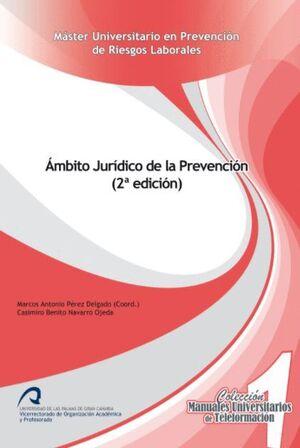 ÁMBITO JURÍDICO DE LA PREVENCIÓN