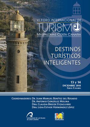 VI FORO INTERNACIONAL DE TURISMO MASPALOMAS COSTA CANARIA (FITMCC)