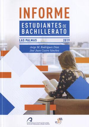 INFORME ESTUDIANTES DE BACHILLERATO