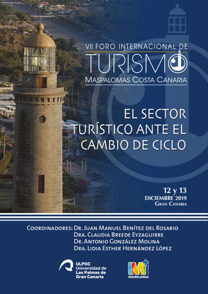 VII FORO INTERNACIONAL DE TURISMO MASPALOMAS COSTA CANARIA (FITMCC)