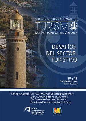 VIII FORO INTERNACIONAL DE TURISMO MASPALOMAS COSTA CANARIA (FITMCC)