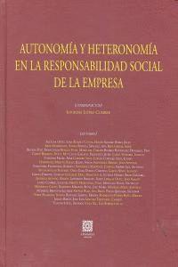 AUTONOMIA Y HETERONOMIA RESPONSABILIDAD SOCIAL EMPRESA