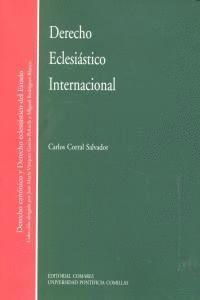 DERECHO ECLESIÁSTICO INTERNACIONAL