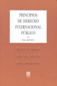 PRINCIPIOS DE DERECHO INTERNACIONAL PUBLICO.