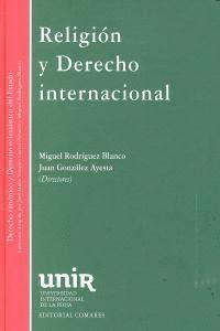 RELIGION Y DERECHO INTERNACIONAL.