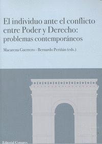 EL INDIVIDUO ANTE EL CONFLICTO ENTRE PODER Y DERECHO