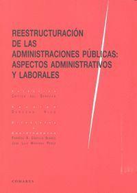 REESTRUCTURACIÓN DE LAS ADMINISTRACIONES PÚBLICAS