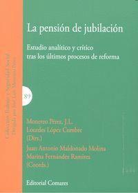 LA PENSIÓN DE JUBILACIÓN